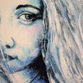 blue angel (голубой ангел) 40-50 фрагмент